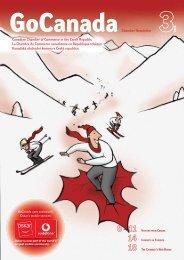 2005 (Issue 3 of 3) - The Canadian Chamber of Commerce in the ...