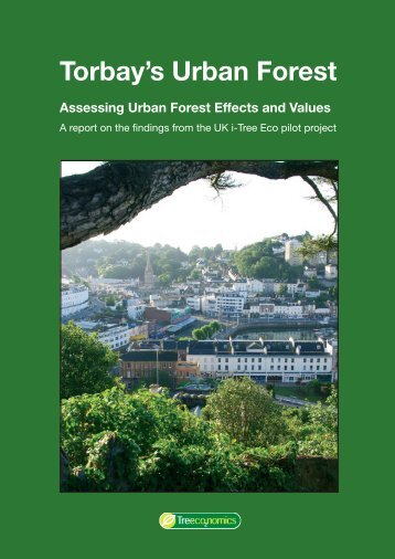 Assessing Urban Forest Effects and Values - Torbay Council