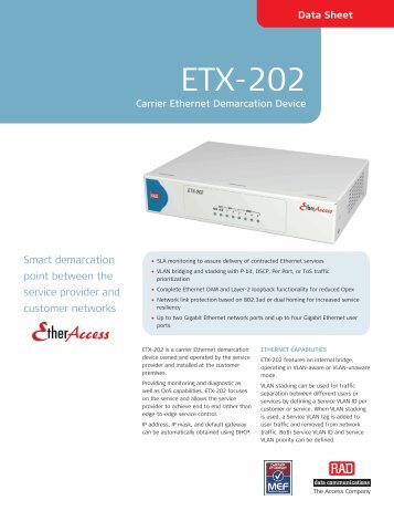 Rici-e1_t1 | ethernet | quality of service.