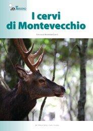 I cervi di Montevecchio I cervi di Montevecchio - Max Caria