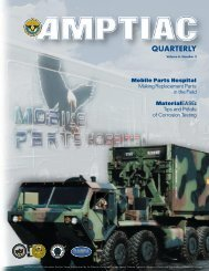 Article: Army to Produce Replacement Parts on Demand in the Field