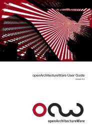 openArchitectureWare 4.2 Manual (PDF)