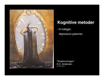 Kognitive metoder