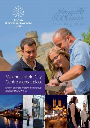 Lincoln BIG Bid Business Plan 2015-20