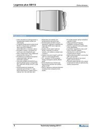 Logamax plus GB112 1 - Buderus