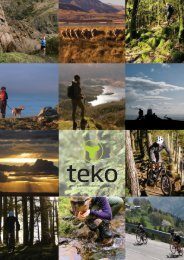 TEKO Workbook Spring-Summer 2015