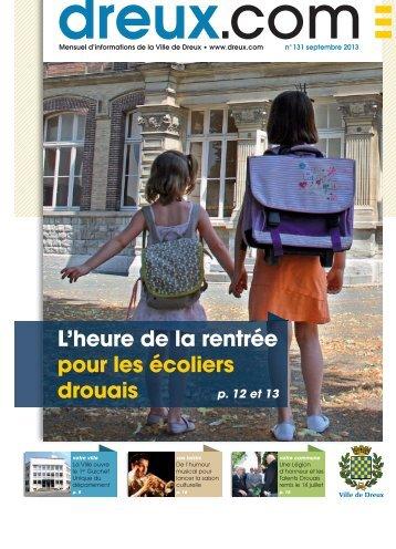 Septembre 2013 - Dreux.com