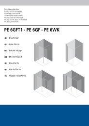 PE 6GFT1 - PE 6GF - PE 6WK - Duka