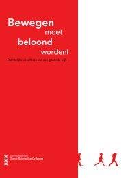 ruimtelijke condities voor een gezonde wijk - Gemeente Amsterdam
