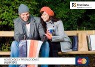 novedades y promociones julio 2012 - Banco De La Nación Argentina