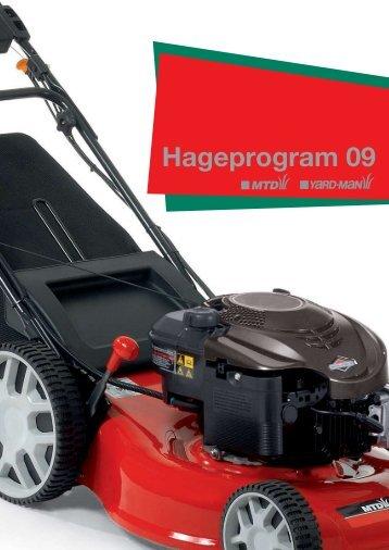 Hageprogram 09
