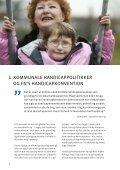Fra konvention til kommunal handicappolitik - Socialstyrelsen - Page 4