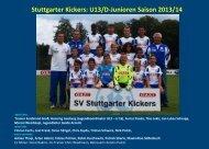 Stuttgarter Kickers - jfgwittelsbacherland.de