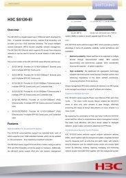S5120 Datasheet - Starnet Data Design, Inc