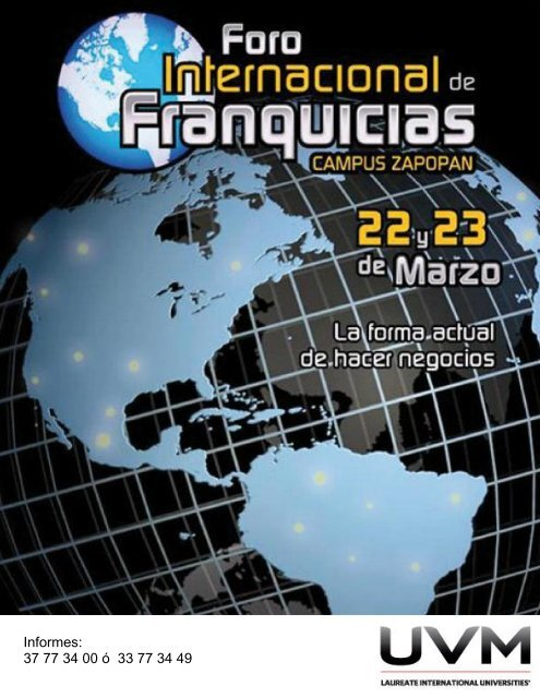 Brochure Franquicias - My Laureate