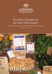 Publication 3 - Australian Flora Foundation