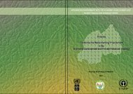 Guidelines for Mainstreaming Environment in the Economic ...