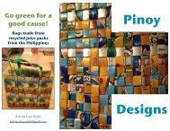 bags brochure - Durridge.com
