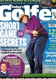 Today's Golfer Issue 329 Preview