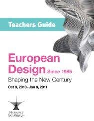Teachers Guide - Milwaukee Art Museum
