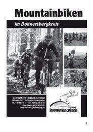 Geführte Mountainbike-Touren 2014