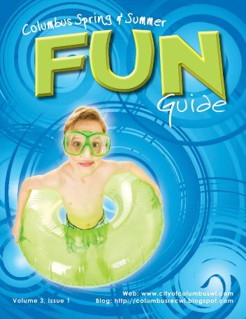 2010 Spring Fun Guide - Designs by LeaAnn M. Odekirk