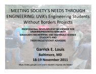 Engineering Students Without Borders