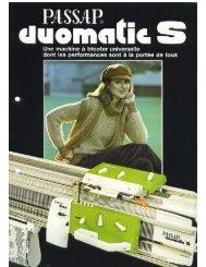 Microsoft Word - Duomatic S F.doc
