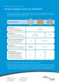 Support Level Agreements - Infotrust - Seite 2