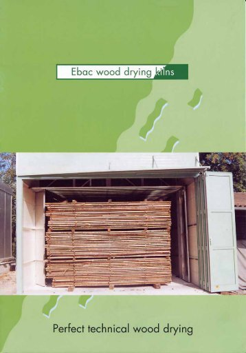 PerFecT technical wood drying