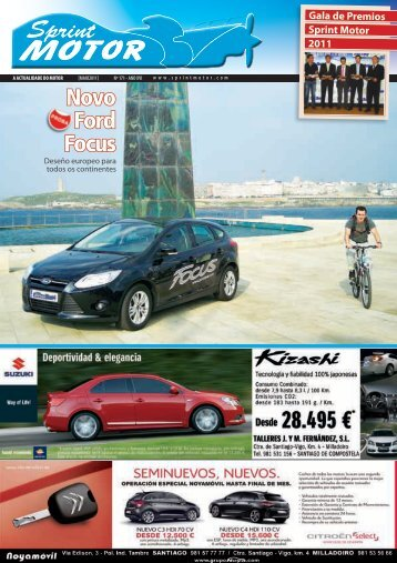 Novo Ford Focus - Sprint Motor