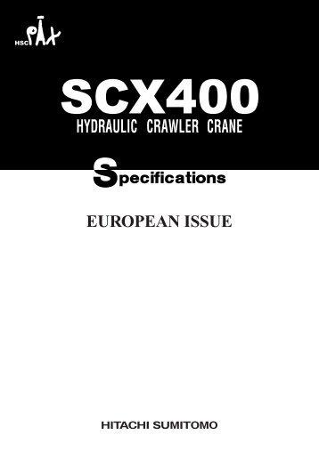 crawler crane - CablePrice