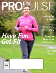 online edition - PRO Sports Club