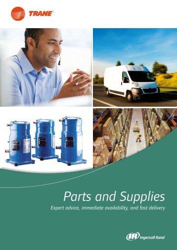 Trane Engineering Manual rtaf services