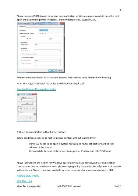 4 Please note WPA-PSK aut
