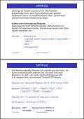 2. Www-Protokolle und -Formate HTTP (1) - Seite 3