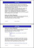 2. Www-Protokolle und -Formate HTTP (1) - Seite 4