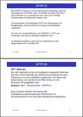 2. Www-Protokolle und -Formate HTTP (1) - Page 5