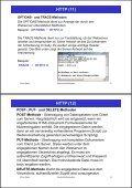2. Www-Protokolle und -Formate HTTP (1) - Seite 7
