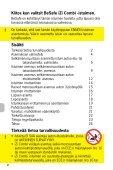 Käyttöopas - hts.no - Page 2