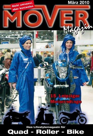 15. Leipziger Motorradtage - Mover Magazin