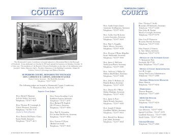 Courts - Monmouth County