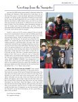 DECEMBER 2010 - Carlyle Sailing Association - Page 3
