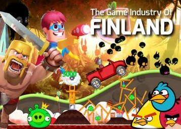Game Industry Finland brochure 2014