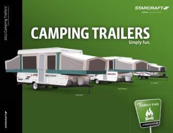 2011 Camping Trailers - CMS