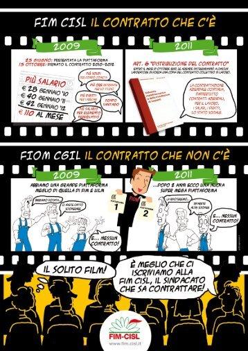 FIM-CISL: il Contratto che c'è! - Cisl Lombardia