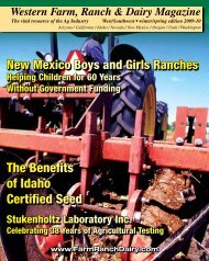 New mexico boys and girls ranches - Ritz Family Publishing, Inc.