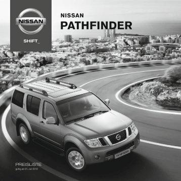 PATHFINDER - Nissan