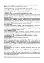 Modello C - informativa per il trattamento dei dati personali - Biclazio.it