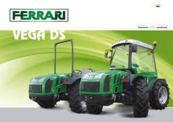 VEGA Ds - Ferrari Traktoren
